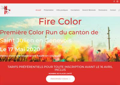 Amicale des Pompiers de St Julien