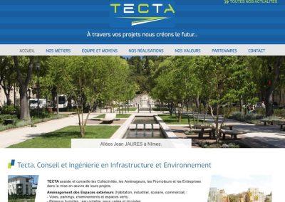 Entreprise de conseil en infrastructure et environnement