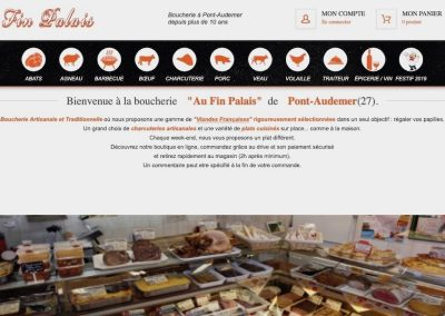 Boucherie Au Fin Palais