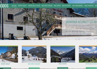 Centre de vacances situé à Bellevaux