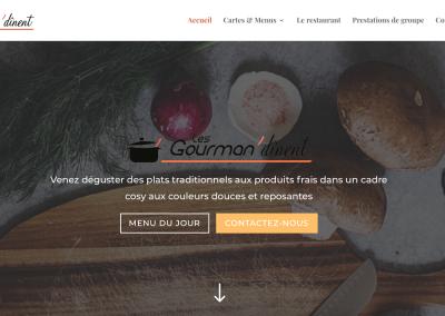 Page accueil du site les ogurman'dinent
